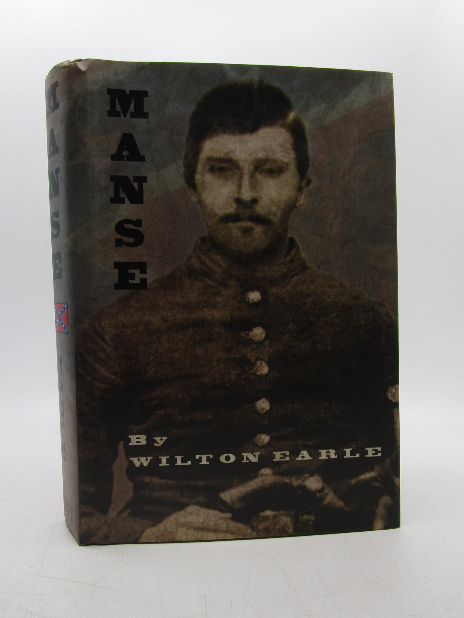 Image for Manse: (One Man's War) : A Biography Based on the Life and Legend of Manson Sherrill Jolly