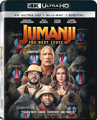Jumanji 3 - The Next Level (2019) FullHD 1080p HEVC AC3 ITA/ENG
