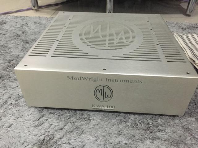 Modwright KWA100SE power amp IMG-1408