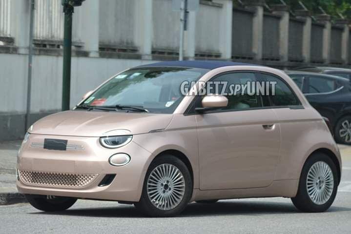 Fiat 500e (2020) 26
