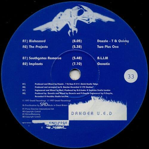 Download VA - Danger U.E.D mp3