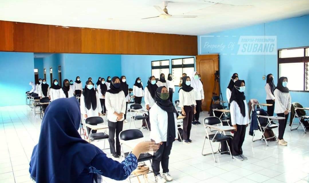 Bupati Subang Kang Jimat Tinjau Open Recruitment Karyawan Pt Suai Di Kantor Disnaker Subang