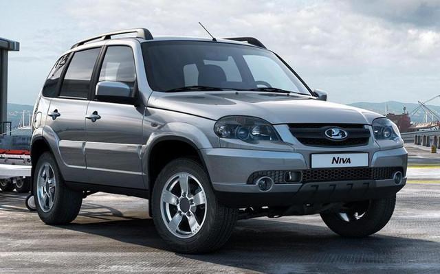 «Нива» в Крыму оказалась на лидирующих позициях на вторичном автомобильном рынке