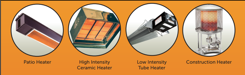 Safety guidelines for various types of heaters