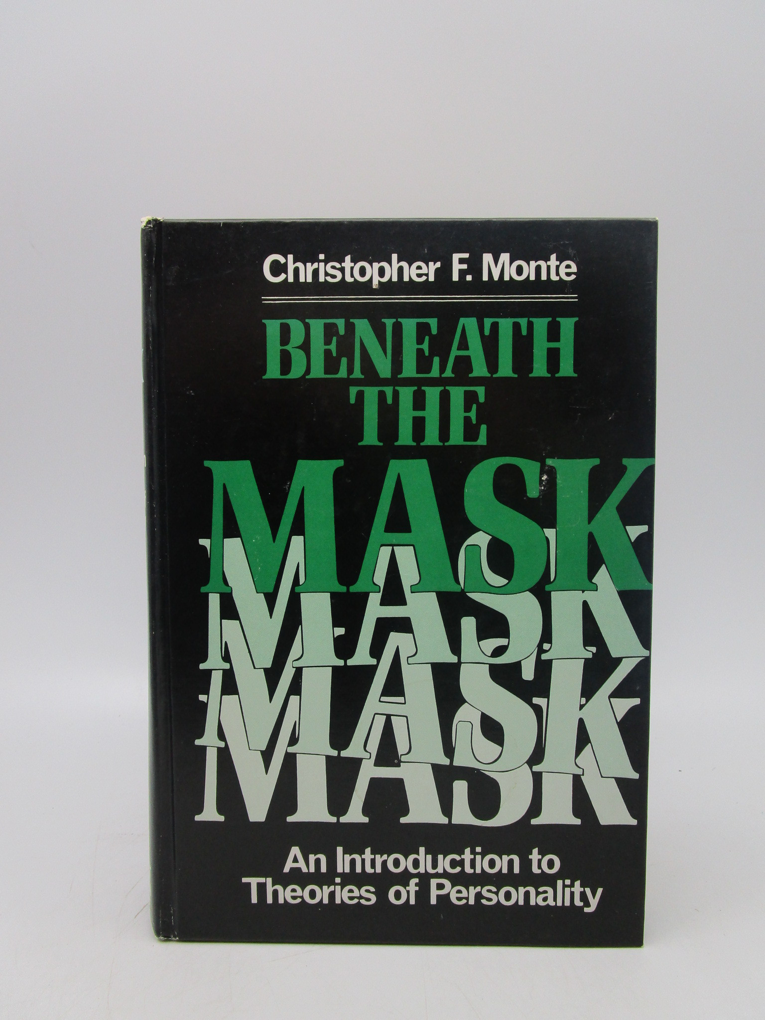 Image for Beneath the Mask: An Introduction to Theories of Personality