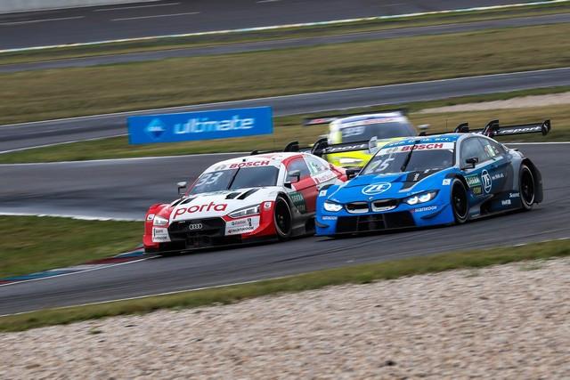DTM – René Rast remporte le podium Audi au Lausitzring A204819-medium