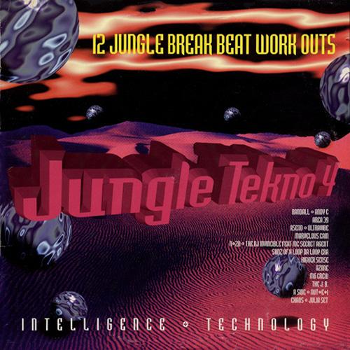 VA - Jungle Tekno 4: Intelligence + Technology 1994