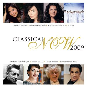 Compilations incluant des chansons de Libera Classical-Now-2009-300