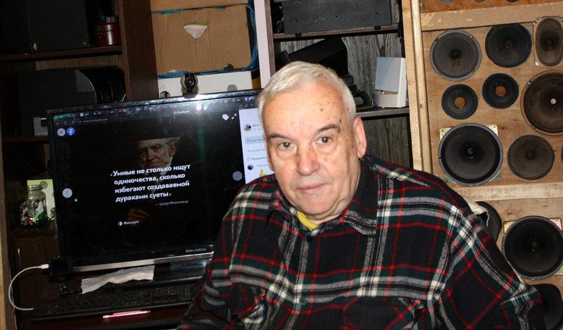 Пенсионер Виктор Дубакин – тот, кто строит свой Мондрагон