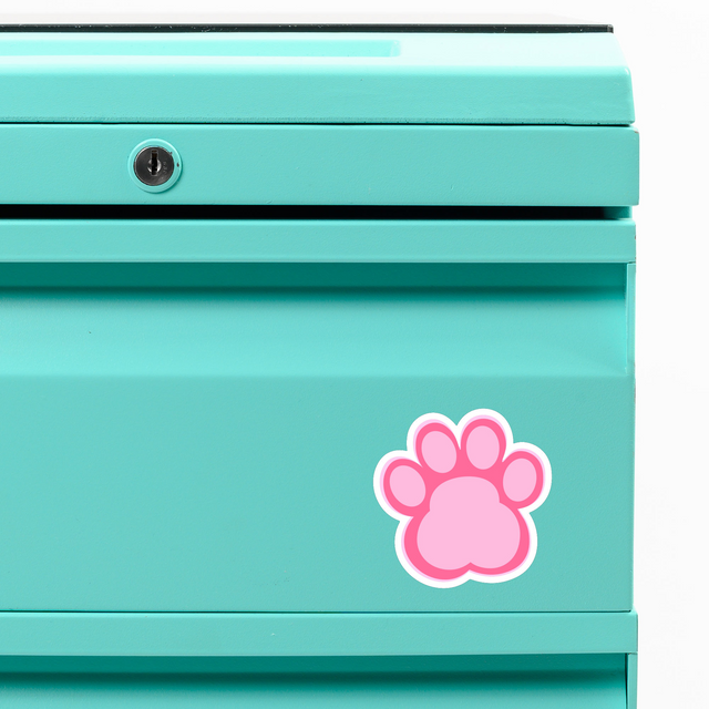 puppy-paws-print Magnets