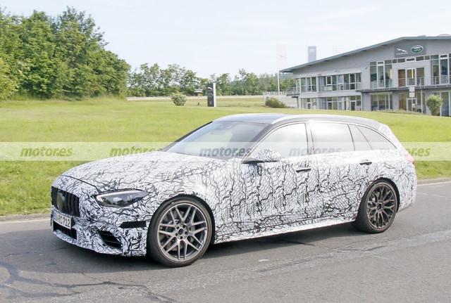 2021 - [Mercedes-Benz] Classe C [W206] - Page 17 30511-EEB-5265-4-A0-D-B044-146269168-D90