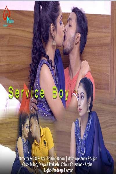 18+ Service Boy (2021) S01E01 Hindi Web Series 720p HDRip 200MB Download