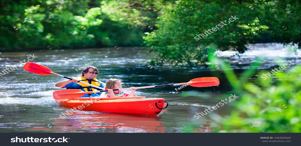 Kayaking Sports