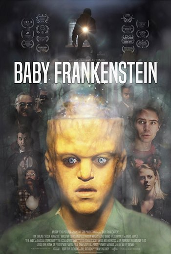 Baby Frankenstein (2018) Unofficial Hindi Dubbed 720p HDRIp Esubs DL