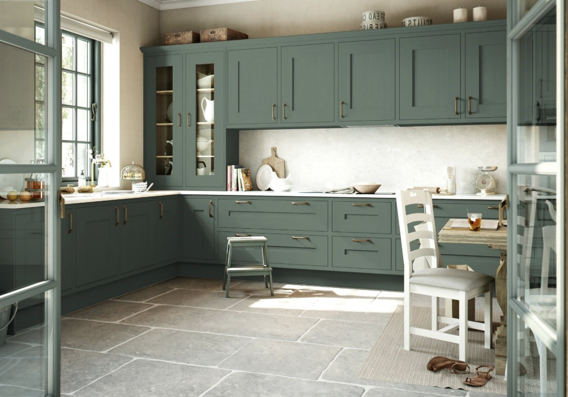 Kitchen Colour Trends In 2020