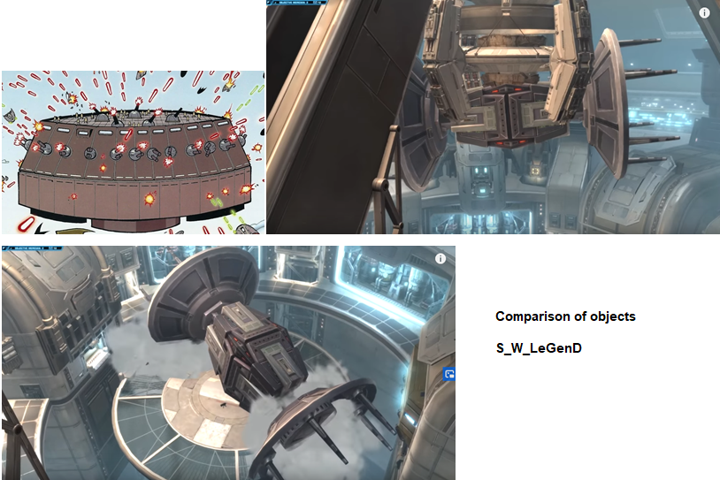 Darth Malgus vs Count Dooku Comparison-of-objects