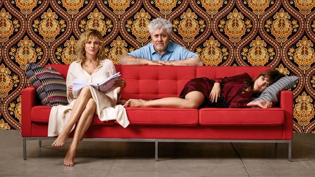 """坎城影帝影后製造機 電影頑童從影40年不畏禁忌拍出生涯代表作  《玩美女人》呈現最美好家庭樣貌 全因阿莫多瓦在""""女人堆""""裡長大 Image"""