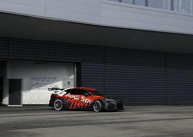 Première mondiale de la nouvelle Audi RS 3 LMS A210717-medium