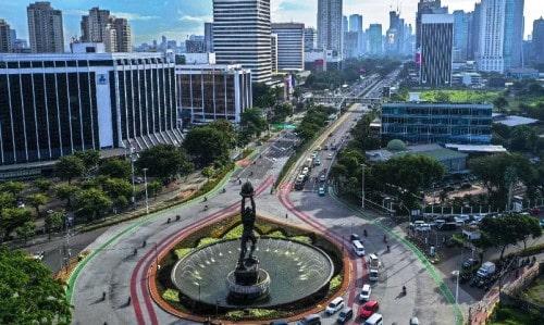 Jakarta PSBB Hari Ini, Lalu Apa yang Bakal Berubah?