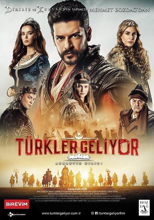 Türkler Geliyor: Adaletin Kılıcı | 2020 | AMZN | WEB-DL | XviD | Sansürsüz | 1080p - m720p - m1080p | WEB-DL | Tek Link