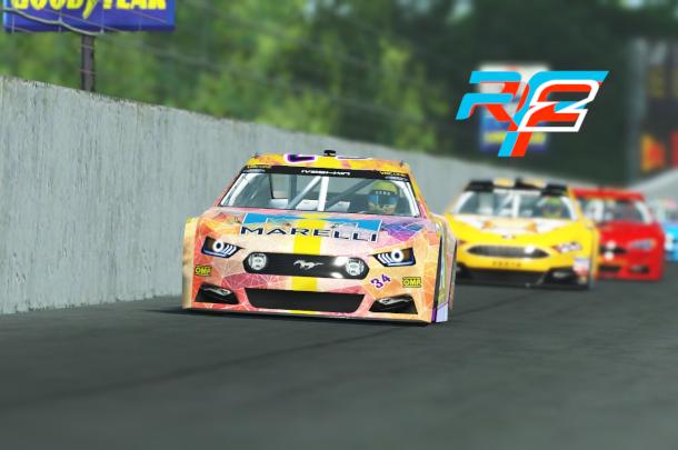 VRC NASCAR 2021 - Round 8 - Pocono