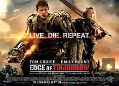 Edge of Tomorrow (2014) ORIGINAL Untouched DD 5.1CH 640Kbps Hindi Audio 520MB Download