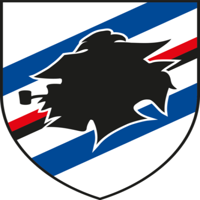sampdoria logo dls