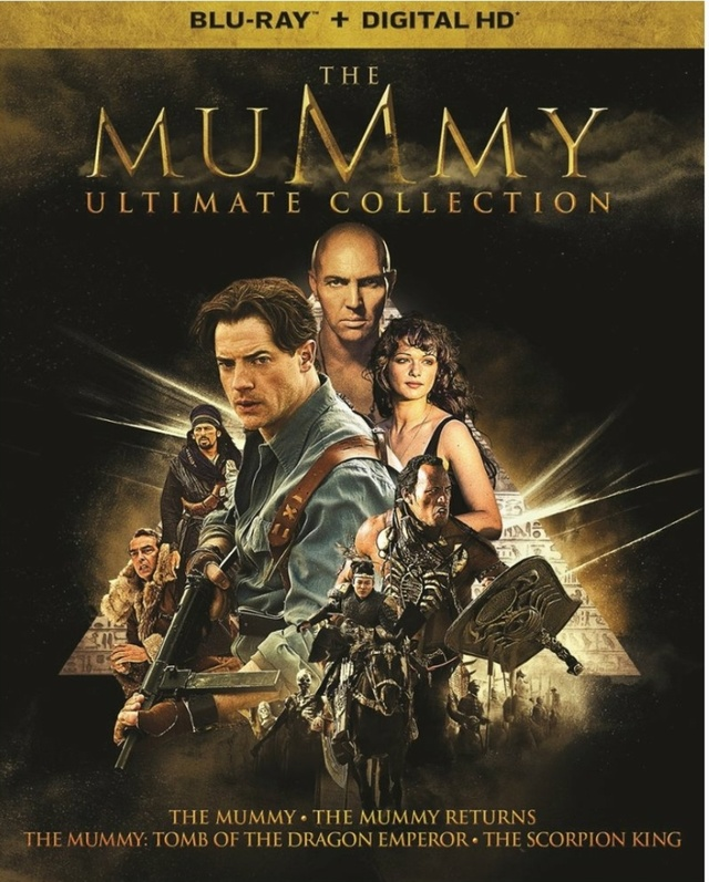 The Mummy Ultimate Collection_Bluray Rip 1080p [MG]