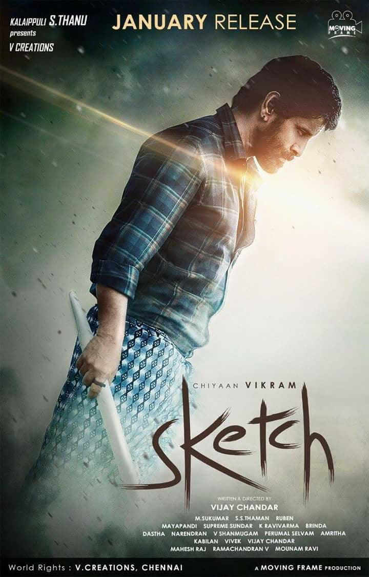 Sketch (2021) Bengali Dubbed Movie HDRip 720p AAC