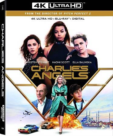 Charlie's Angels (2019) Blu-ray Reauthored 2160p UHD HDR10 HEVC DTS HD ITA  ENG DDN