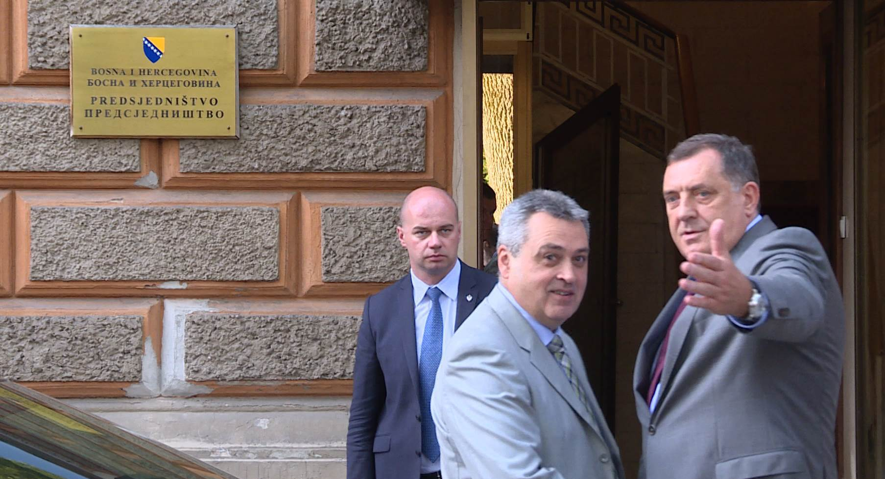 BLAŽI SIMPTOMI: Generalni sekretar Predsjedništva BiH pozitivan na koronavirus