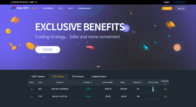 NBTC Digital Assets Exchange (New BTC) Is Officially Available In August, Leading The Future With Technology And Building Trust With Security