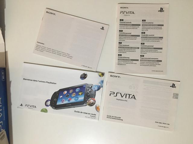 [Vendu] PS Vita Wifi enso sd2vita 128Go en boîte 80€ C820-AA82-876-A-462-B-AD21-ADF8804-BA453