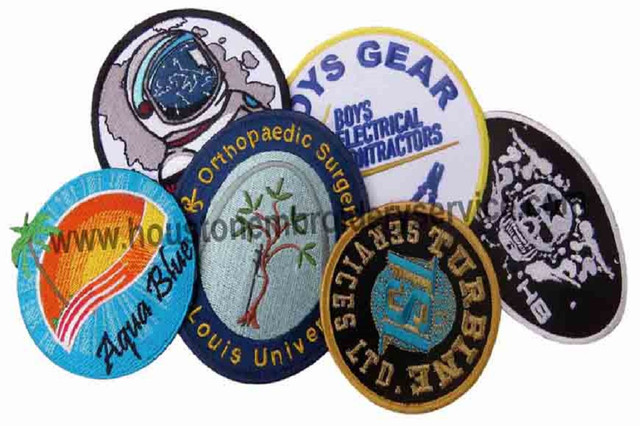 Impressive Custom Embroidered Patches to Market Your Business 20