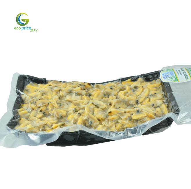 Thịt Nghêu Lụa Đông Lạnh- Khay- 500gr- GreenGood