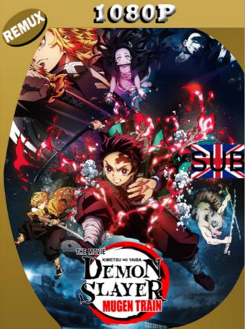 Demon Slayer: Muguen Train (2020) BDRemux [1080p] Subtitulado [GoogleDrive]