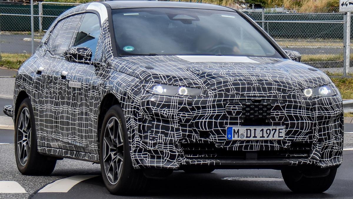 2020 BMW i6/iNEXT/iX8/iX 54