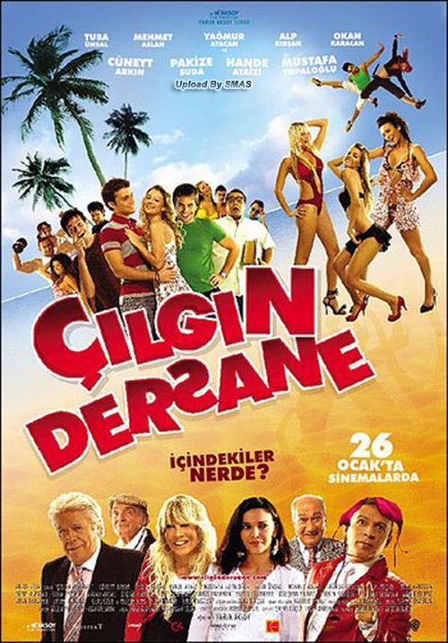 Çılgın Dersane   2007   Yerli Film   1080p   WEB-DL   Sansürsüz   1.45 GB   Tek Link
