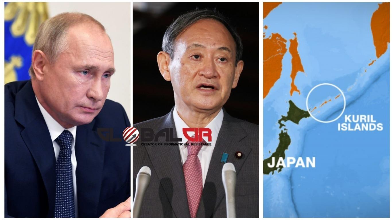 RUSIJA I JAPAN ZVANIČNO JOŠ U RATU ZBOG KURILSKIH OSTRVA! Japanski premijer pozvao Putina da okončaju Drugi svjetski rat!