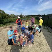 31 августа состоялась совместная эколого-краеведческая акция семейного типа, организованная Королёвским и Щёлковским благочиниями, в которой приняло участие духовенство с детьми – путешествие вдоль реки Клязьмы