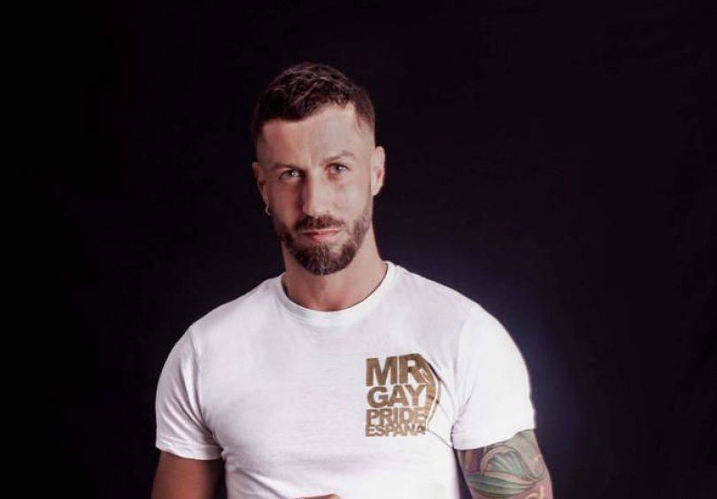 candidatos a mr gay pride spain 2019. final: 5 july. 1-10-810x564