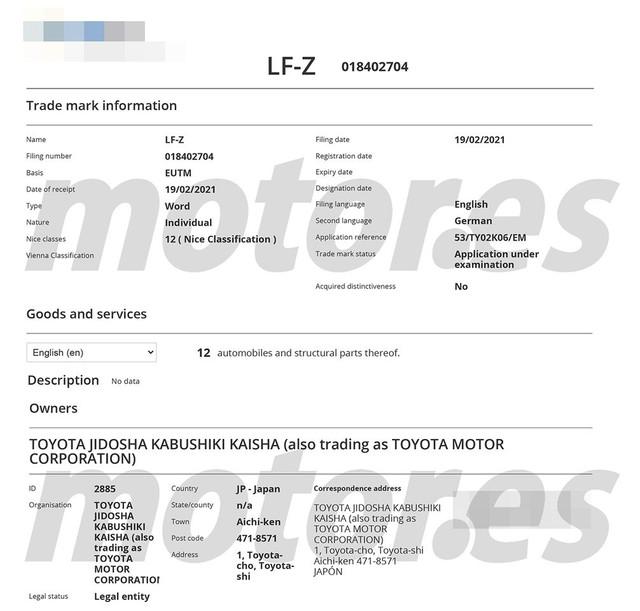 2021 - [Lexus] SUV électrique  0-D9-F30-B5-1894-485-E-8507-DF0-D288-C0511