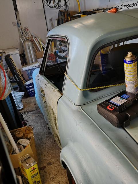 1973 AC Model 70 Restoration - Door Rebuild Starts.jpg