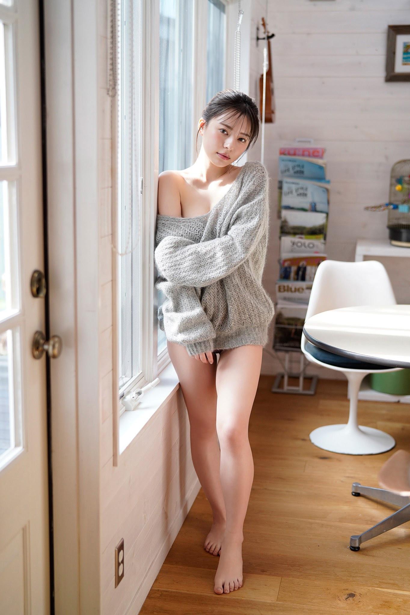 [Yanmaga Web] マーフィー波奈・ヤンマガアザーっす!031