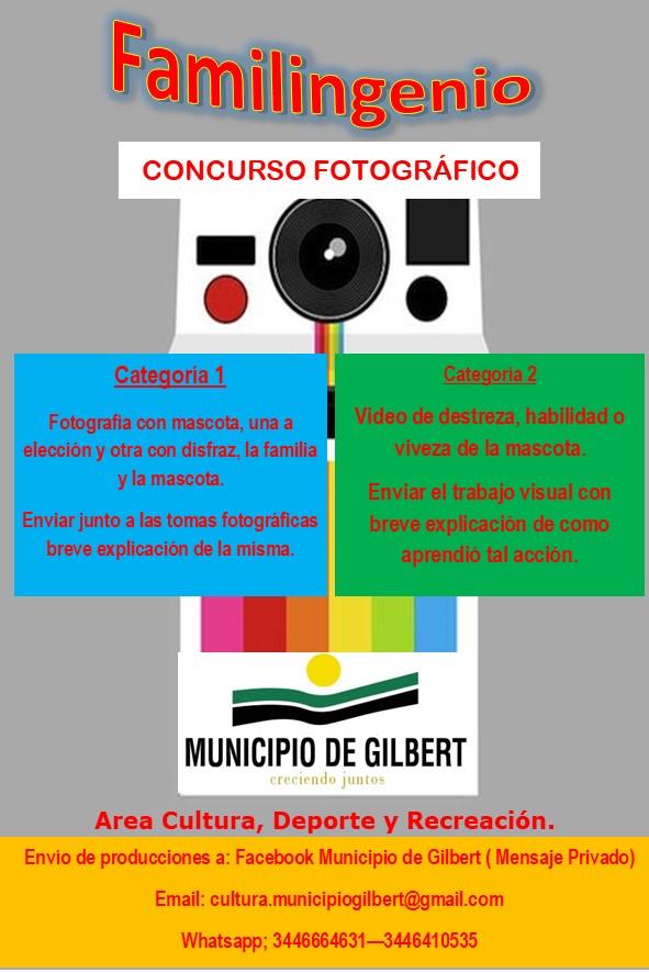 Locales: Gilbert: Concurso fotográfico