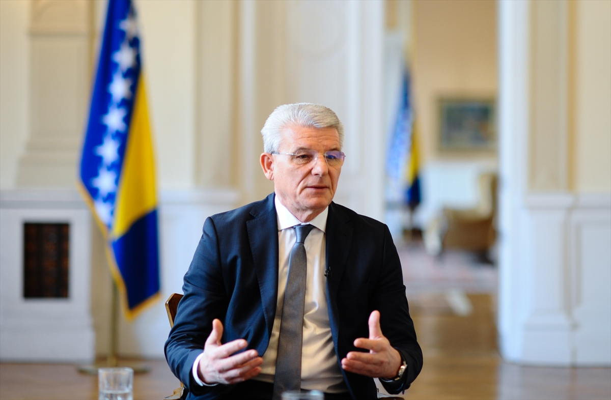 PREDSJEDAVAJUĆI PREDSJEDNIŠTVA ŠEFIK DŽAFEROVIĆ UČESTVOVAO U DEBATI GENERALNE SKUPŠTINE UN-a! 'Dejton odolio brojnim izazovima, BiH nastavlja put ka EU'