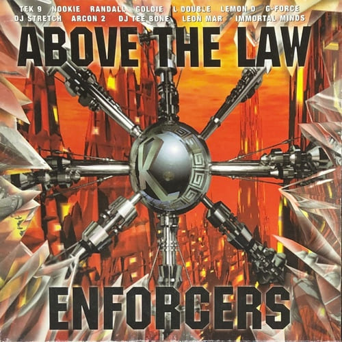 Download VA - Enforcers: Above The Law mp3