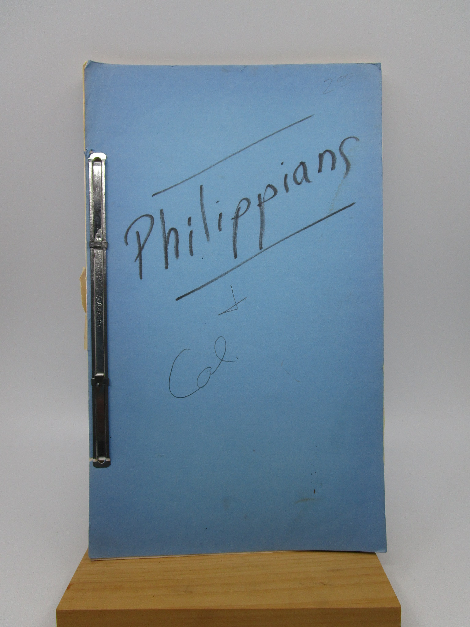 Image for Studies in the Book of Philippians / Studies in the Book of Colossians