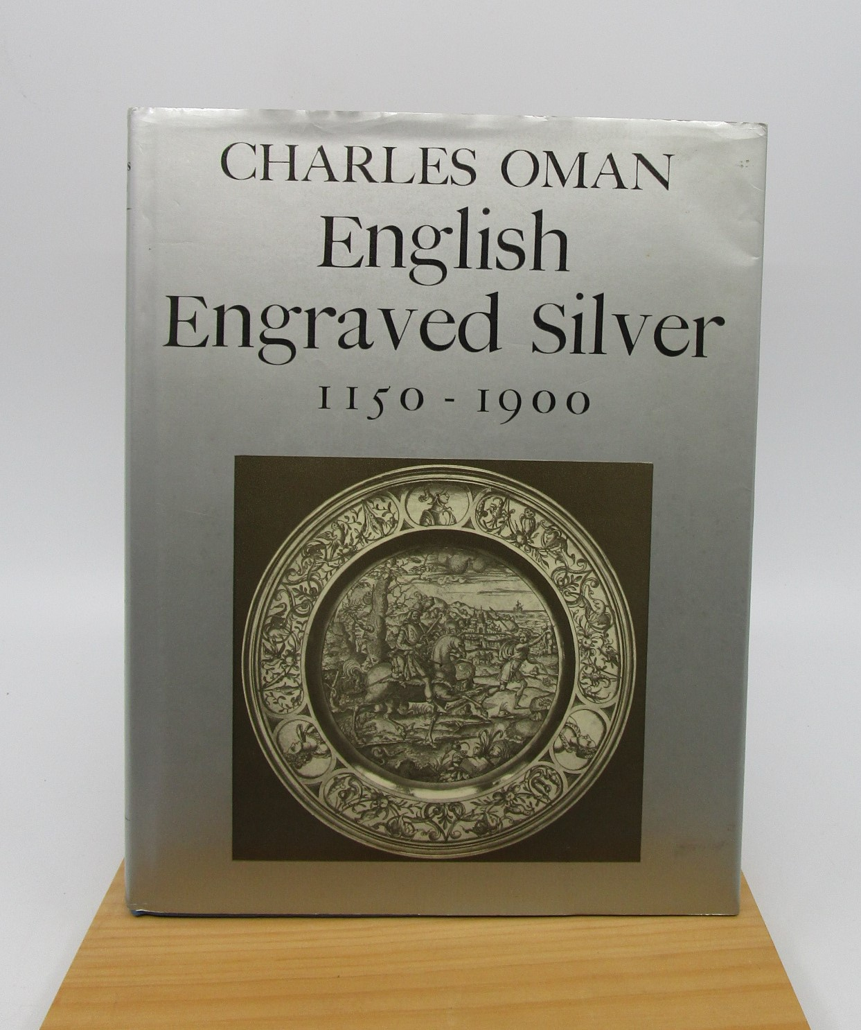 Image for English Engraved Silver, 1150-1900