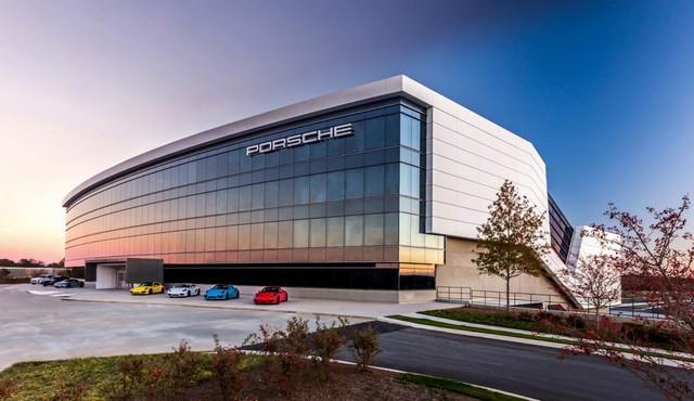 Porsche fête ses 70 ans en Amérique Porsche-Cars-North-America-Atlanta-2019-Porsche-AG
